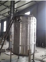 壓力式過濾器設備