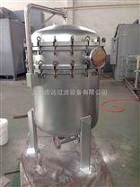 碳钢单袋式过滤器,碳钢多袋式过滤器