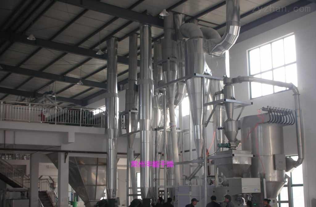 新型脉冲气流干燥机