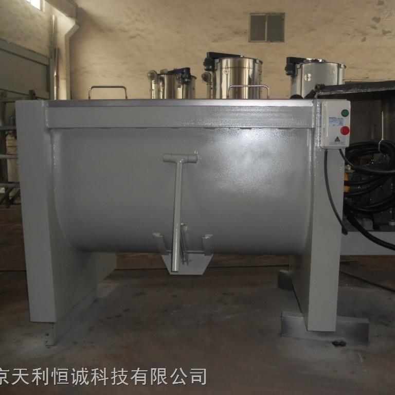 高效率桶式炒药机