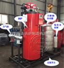 200KG燃油蒸汽锅炉平台组装