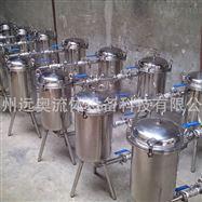 雙聯袋式過濾器廠家直供