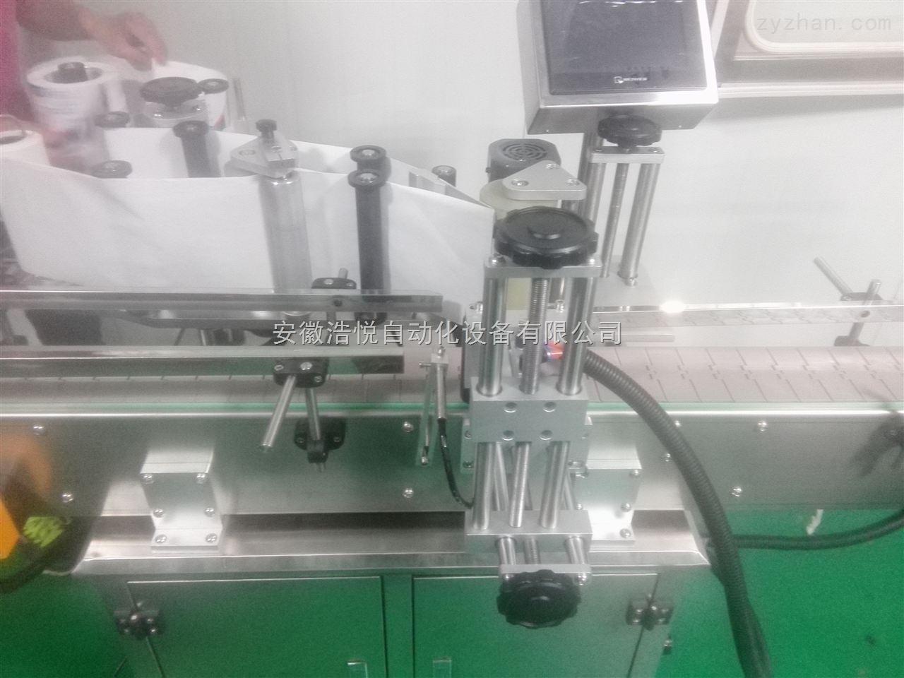 安徽TM-220圆瓶自动贴标机厂家直销