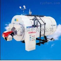 2吨冷凝式燃油气蒸汽锅炉