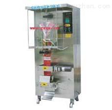 供应植物油小袋分装机/三边封液体包装机器