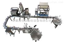 供應TM-3150藥品灌裝包裝聯動生產線