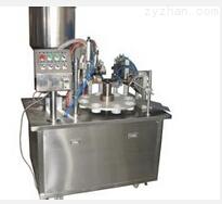 金属软管灌装封尾机 制剂机械 封口机械 灌装机械