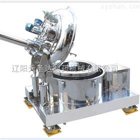 平板式下部卸料離心機主要特點