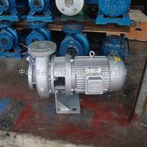 EZ100-200直聯式單級泵,殺菌泵,臥式增壓泵