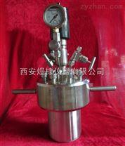 微型高壓反應釜 微型鈦材高壓反應釜
