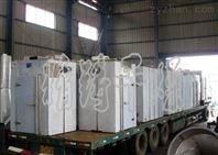 大型隧道式热风循环烘箱干燥机