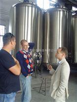 葡萄酒发酵罐工程案例