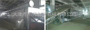 GM-DG網帶式干燥機特點