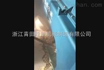 卧螺沉降卸料离心机用于豆渣脱水
