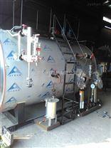 卧式燃油(气)热水锅炉特点