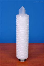 PP经济型折叠滤芯材料结构