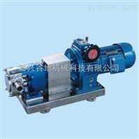 无极调速型转子泵