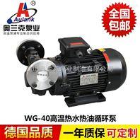 WG系列(高压型)高温旋涡泵
