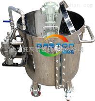 不銹鋼桶用防爆氣動攪拌機