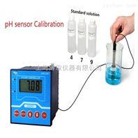 PH计在线分析仪-环保联网PH计-污水排放口安装检测仪