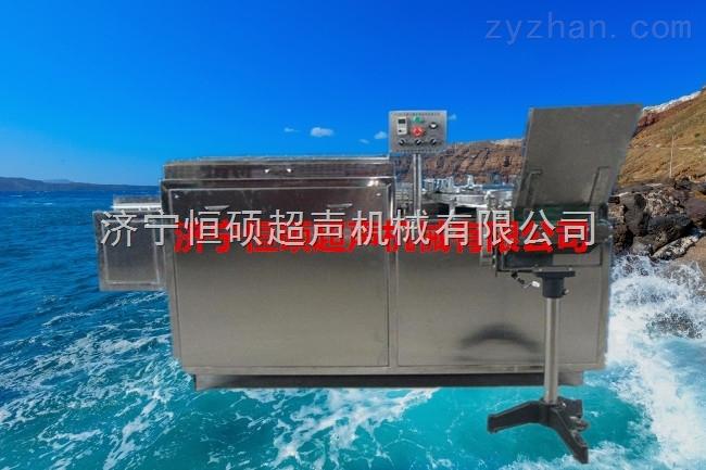 上海HSCX-K10毫升口服液瓶超声波洗瓶机价格型号
