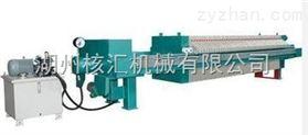 立式自动板框压滤机图片