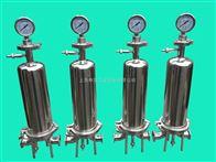 TB1-10钛棒滤芯过滤器