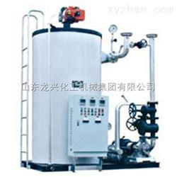 山东龙兴锅炉厂家燃气立筒导热油炉