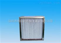 北京医院药厂空气净化设备高效过滤器厂家