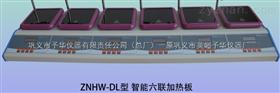 巩义市予华仪器有限责任公司-智能多联加热板ZNHW-DL