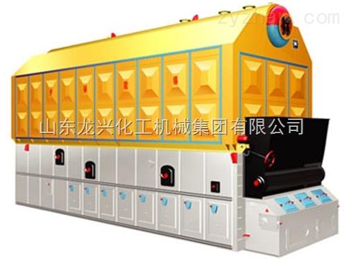 龙兴制造生物质蒸汽锅炉