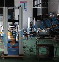 锅炉安全阀弹簧变形测试机