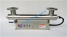 厂家直销 不锈钢紫外线杀菌器紫外线消毒器过流式水处理设备