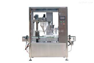 粉剂灌装旋盖一体机 粉剂药品包装机   粉剂灌装机