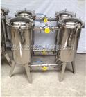 桶式雙聯過濾器應用