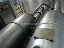 二手双效降膜式不锈钢316L蒸发器