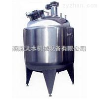 3m3蒸餾水保溫儲罐