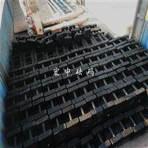 甘肃甘南20千克电梯砝码_质监局用铸铁砝码