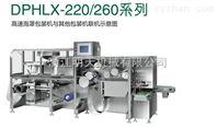 DPHLX-220D/260D全自动高速铝塑泡罩包装机