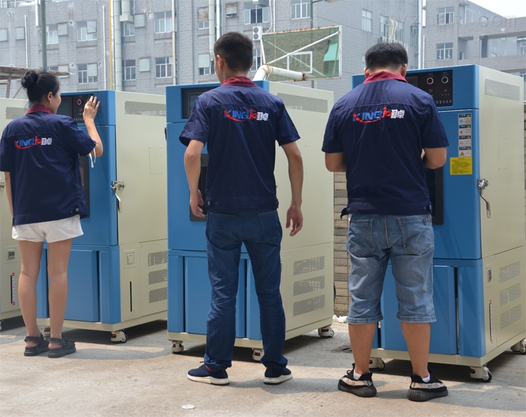 电池高低温试验箱 汽车充电测试恒温恒湿机