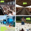 500型-牧龍臥式飼料攪拌機牛羊干濕飼料混合機攪拌均勻多用途攪拌機