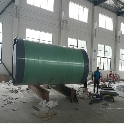 鄂州一体化预制泵站
