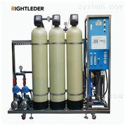 云南反滲透設備 防護服生產純化水設備