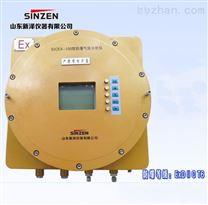 煤气柜入口氧气分析仪