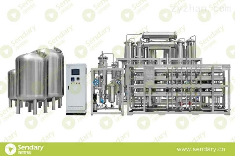 藥液配制用水注射用水設備