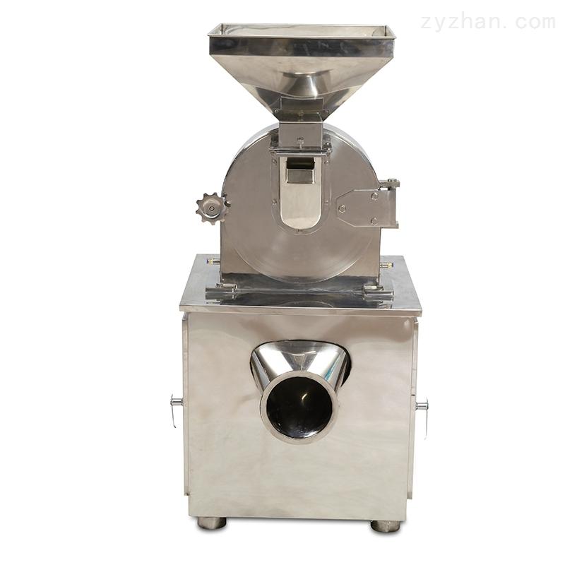 药材厂风冷式不锈钢山丹粉碎机