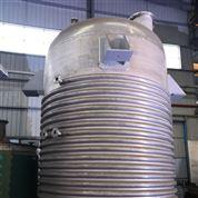 外半管内盘管不锈钢反应釜