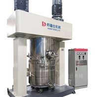 BDS-2-2000透明玻璃胶大型设备 行星单臂动力混合机