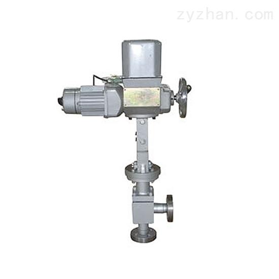 ZAZS电动高压角型调节阀