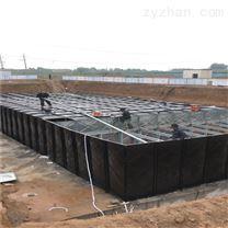 南京抗浮式地埋一体化消防水池现货价格